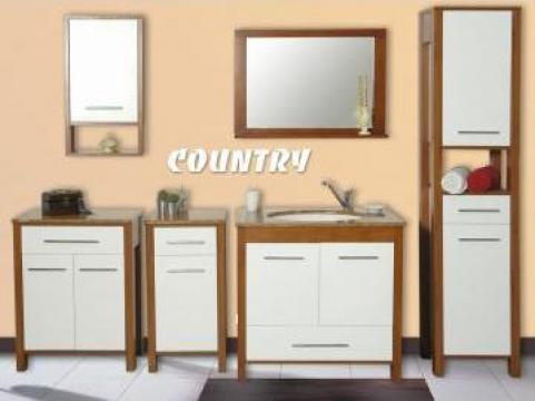 Seturi complete mobilier pentru baie de la Nereida Exim