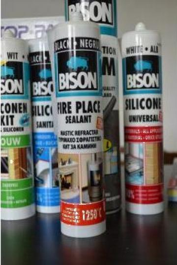 Mastic termorezistent Bison de la H&H Total Impex Srl