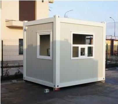 Cabina de paza container 3.054x2.410x2.400 m de la Estpoint SRL