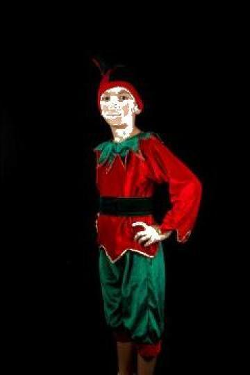 Inchiriere costum baieti Spiridus 470 de la Sabine Decor Shop Srl-d