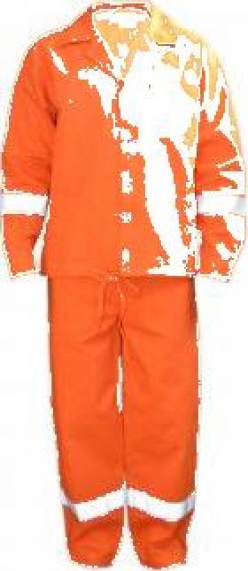 Costum salopeta protectie