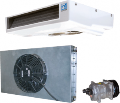 Agregate frigorifice auto Zanotti cu compresor de la Tehnoclima Service Srl