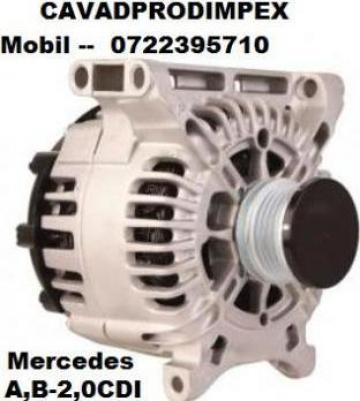 Valeo Alternateur 150a Mercedes Classe B W245 B180 B200 Cdi Tg15c057b Tg15c034
