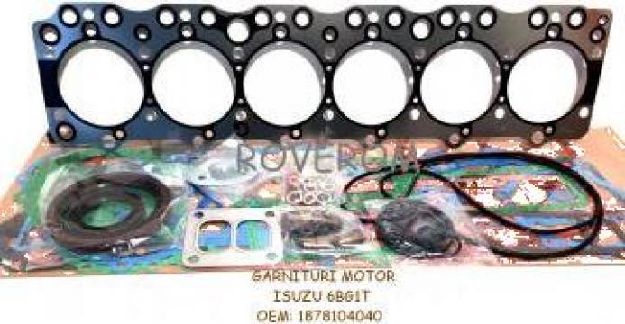 Garnituri motor Isuzu 6BG1T, Hitachi, JCB