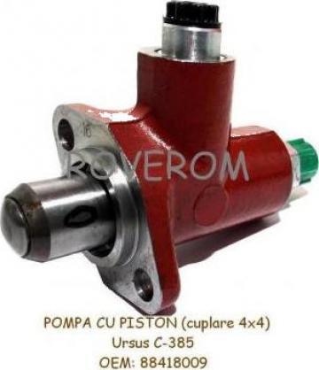 Pompa cu piston cuplare 4x4 Ursus C-385, Zetor 8011, 8045