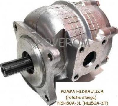 Pompa hidraulica NSH50A-3L, tractor T-150, DT-75 de la Roverom Srl