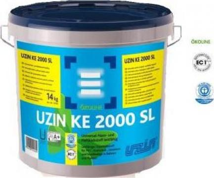 Adeziv pentru PVC, cauciuc, linoleum Uzin KE 2000 SL