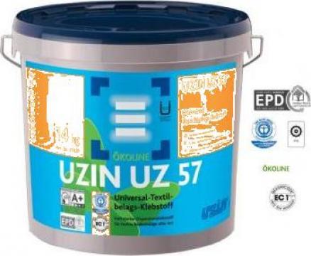 Adeziv conductiv pentru mocheta si linoleum Uzin UZ 57 L