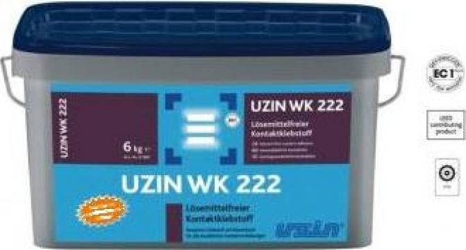 Adeziv de contact fara solventi Uzin WK 222 de la Alveco Montaj Srl