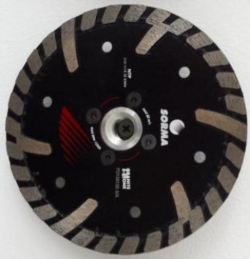 Discuri diamantate granit turbo NTP de la Rav Tools Srl