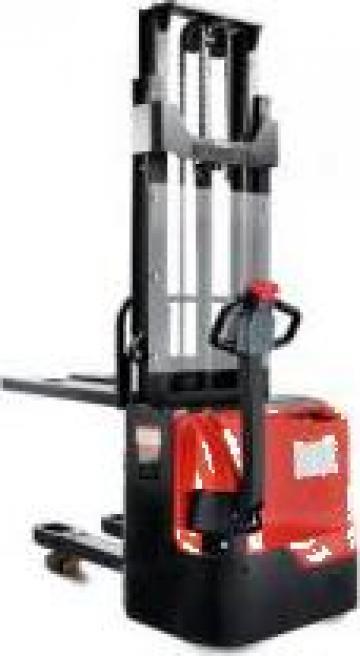 Stivuitor electric pietonal HaBa15ES, 1500kg