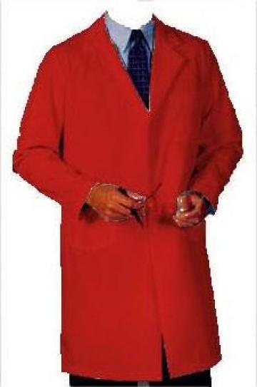 Halat de protectie rosu de la Johnny Srl.