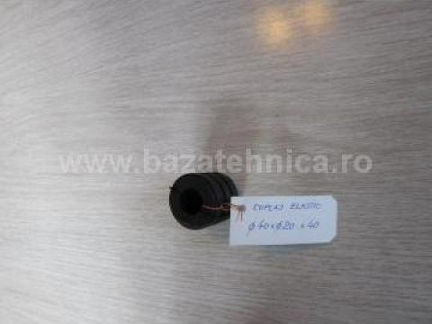 Cuplaj elastic din cauciuc PN 40 de la Baza Tehnica Alfa Srl