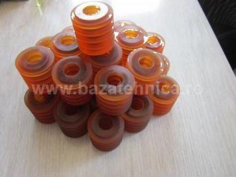 Element elastic pentru cuplaj cu bolturi 50x20x50 de la Baza Tehnica Alfa Srl