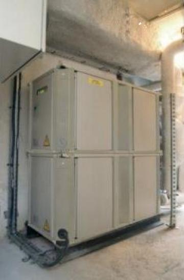 Sistem chiller cu racire pe apa Daikin EWWP195KAW1M de la Tin Lavir Serv Srl.