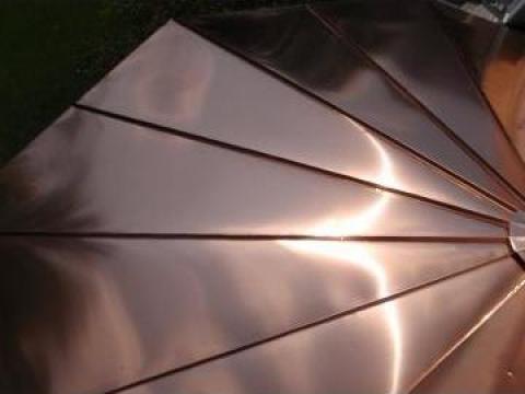 Tabla cupru, aluminiu alama, inox de la Metal DM Automotive