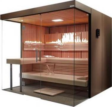 Saune personalizate de lux