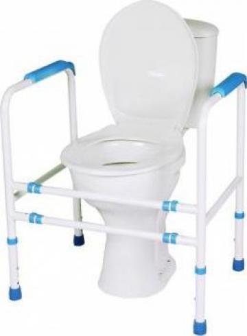 Cadru de sprijin pentru wc, reglabil in inaltime si latime de la Handilug Srl