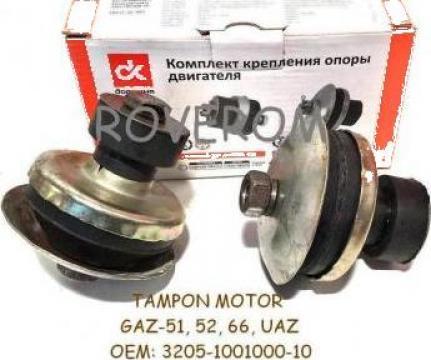 Tampon motor (Kit), GAZ-51 (63, 69), GAZ-52, GAZ-66, UAZ