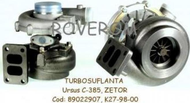 Turbosuflanta Ursus C-385, Zetor