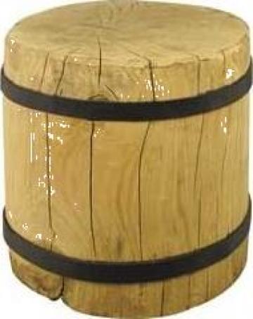 Butuc de stejar pentru nicovale 2061-015 de la Nascom Invest