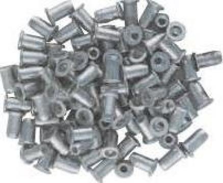 Piulite-nituri oarbe din aluminiu de la Nascom Invest