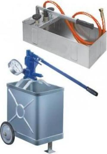Pompe de verificat presiunea 1127-080 de la Nascom Invest