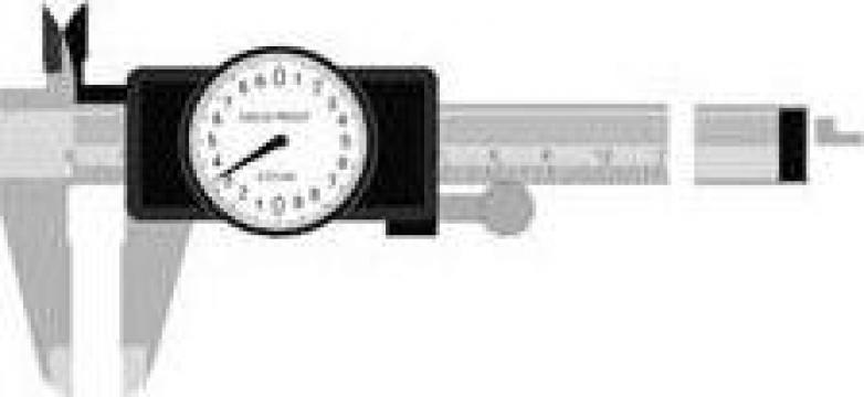 Subler Maxima cu ceas de masurare 0104-108 de la Nascom Invest