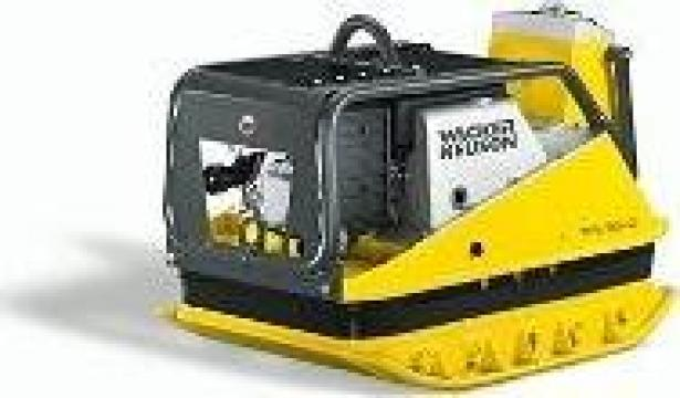 Placa compactoare Wacker Neuson DPU7060H de la Nascom Invest