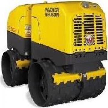 Cilindru compactor Wacker Neuson RT82 de la Nascom Invest