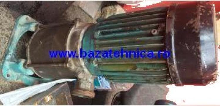 Reparatie pompa industriala pentru apa reziduala de la Baza Tehnica Alfa Srl