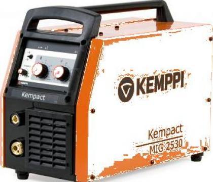 Aparat sudura Kemppi Kempact MIG 2530 de la Plasmaserv Srl