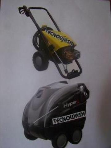 Utilaje pentru spalatorii auto de la Tecnowash 2000 Impex S.R.L