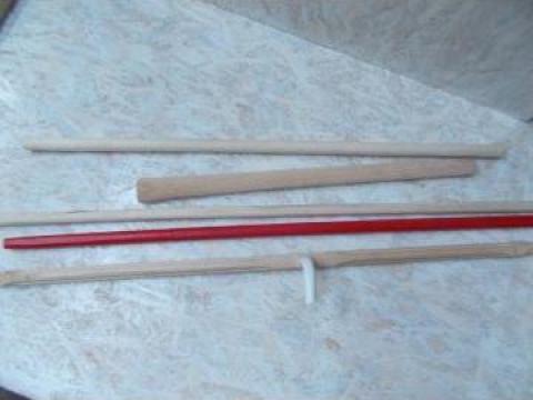 Cozi lemn pentru unelte de la Moldoplast Srl.