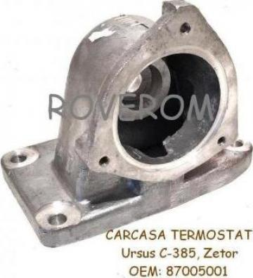 Carcasa termostat Zetor, Ursus C-385 de la Roverom Srl