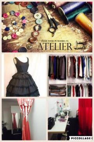 Servicii croitorie Sector 6 de la Sc Atelier Blue Srl