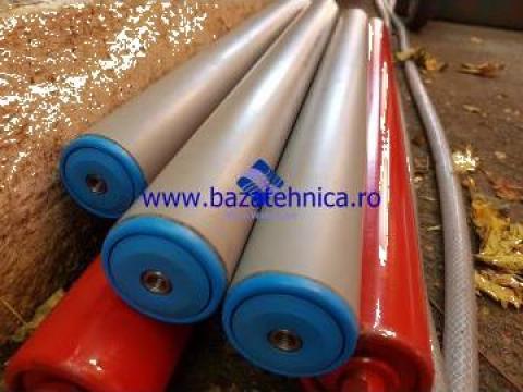 Role PVCpentru benzi transportoare fi 50 X 600 mm de la Baza Tehnica Alfa Srl