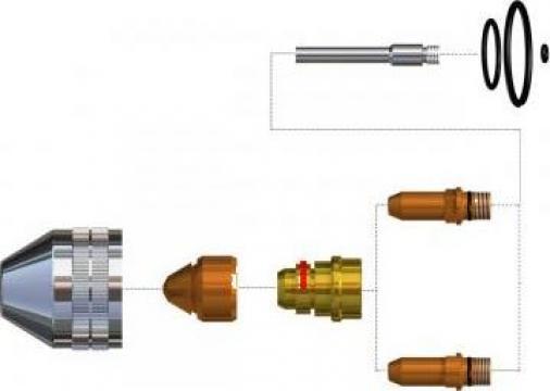 Consumabile taiere plasma compatibile Saf-Fro de la Plasmaserv Srl