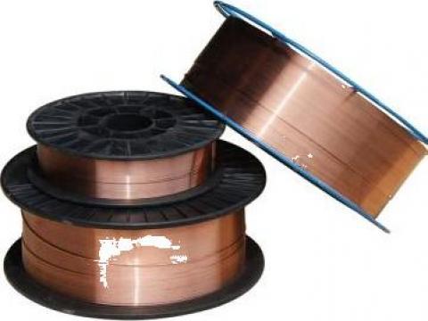 Sarma sudura SG2 1.2mm rola 15kg de la Plasmaserv Srl