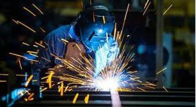 Suduri profesionale in mediu protejat tig aluminiu inox de la Meteor Serv