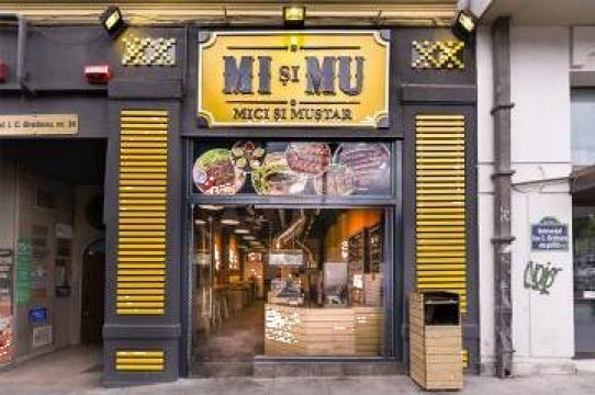 Mobilier restaurant Mi si Mu