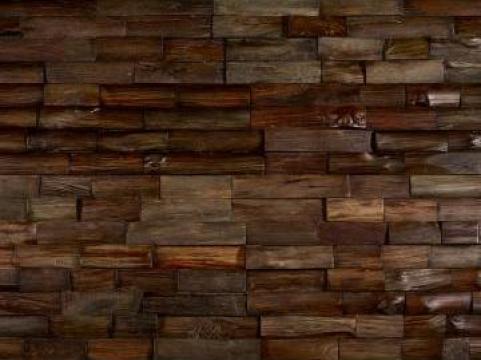 Tapet perete din lemn Bourbon