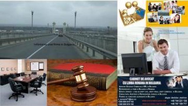 Rezidenta firma in Bulgaria de la Avocat Denislav Marinov