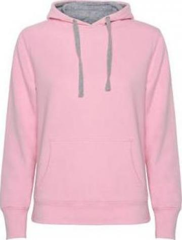 Hanorac dama roz, portocaliu Urban de la Best Media Style Srl