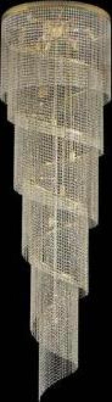 Lustra plafoniera Cristal 2089-58-70 de la Valter Srl