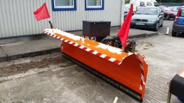 Lama de zapada pentru camioane de la Sc Convar Imex Srl