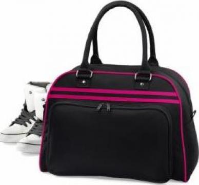 Geanta Retro Bowling Bag de la Best Media Style Srl