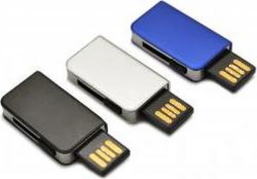 Stick USB C117 - capacitate 2 - 64 GB de la Best Media Style Srl