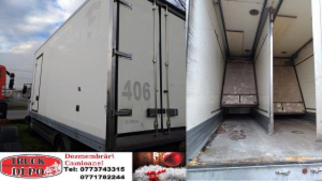 Duba frigorifica compartimentata de la Truckdepo Srl