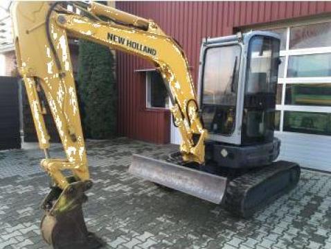 Miniexcavator New Holland 35,2SR de la Auto-Kodin Srl